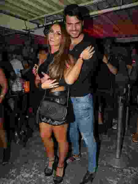 Nicole Bahls e o noivo, Marcelo Bimbi - Reginaldo Teixeira/CS Eventos Divulgação - Reginaldo Teixeira/CS Eventos Divulgação