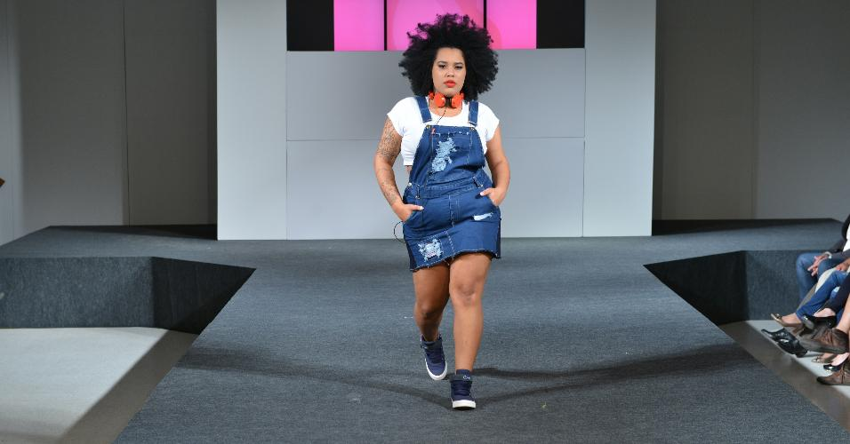 Fashion Weekend Plus Size verão 2017 - Naïf