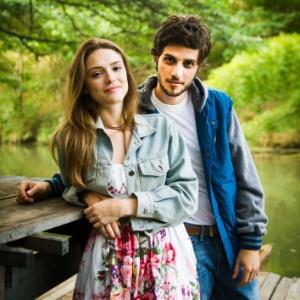 """Isabelle e Chay em cena de """"A Lei do Amor"""" - Divulgação/Globo"""