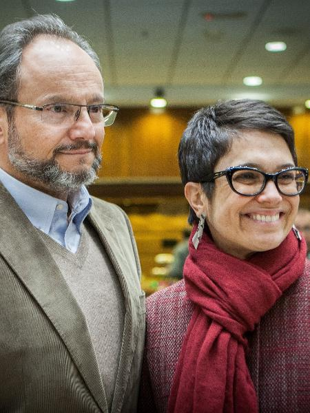 Sandra faz rara declaração a Paglia - Raquel Cunha/Folhapress