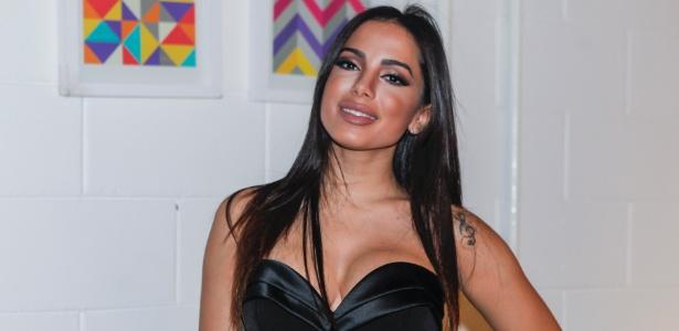 A cantora Anitta - Divulgação