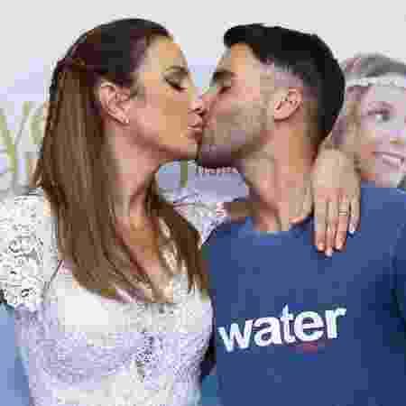Marido de Ivete se declarou para ela - Manuela Scarpa/Brazil News