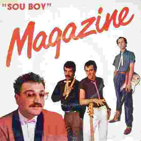 """LP """"Sou Boy"""" - Reprodução - Reprodução"""