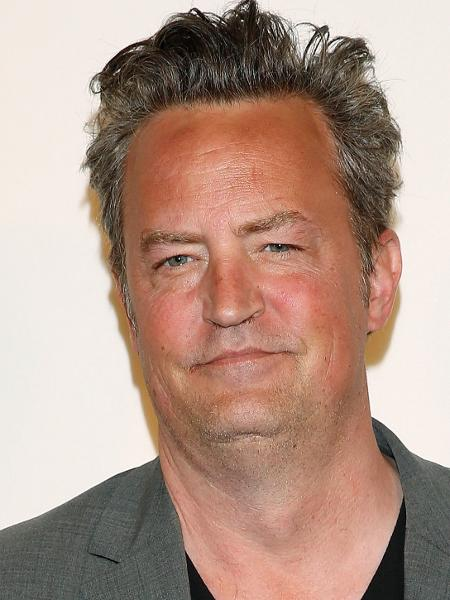 "O ator Matthew Perry, o eterno Chandler de ""Friends"" - Carlo Allegri/Reuters"