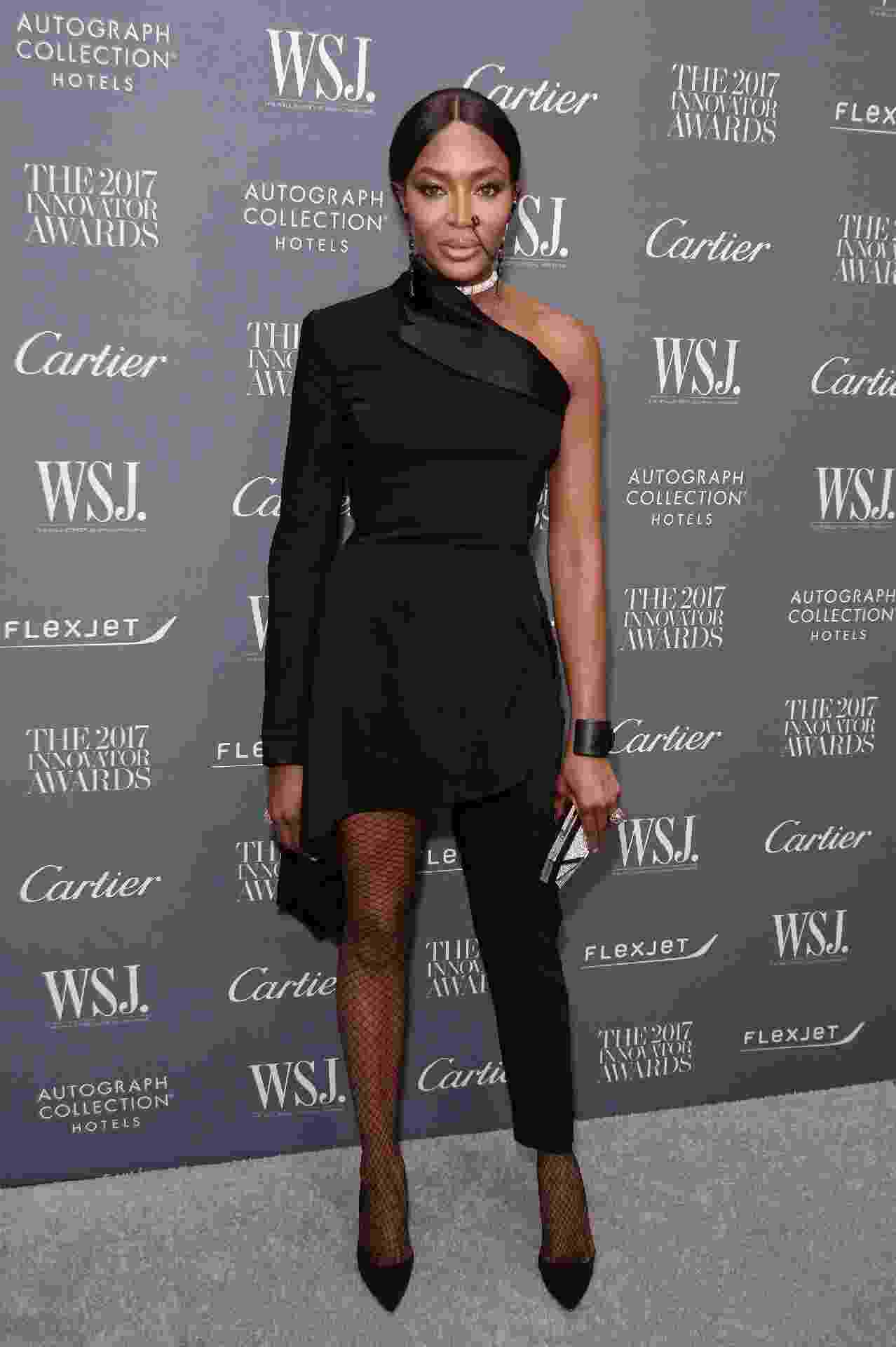Innovator Awards - Naomi Campbell - Getty Images