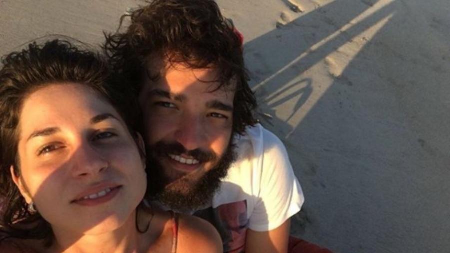Humberto Carrão se declara para Chandelly Braz - Reprodução/Instagram/humbertocarrao