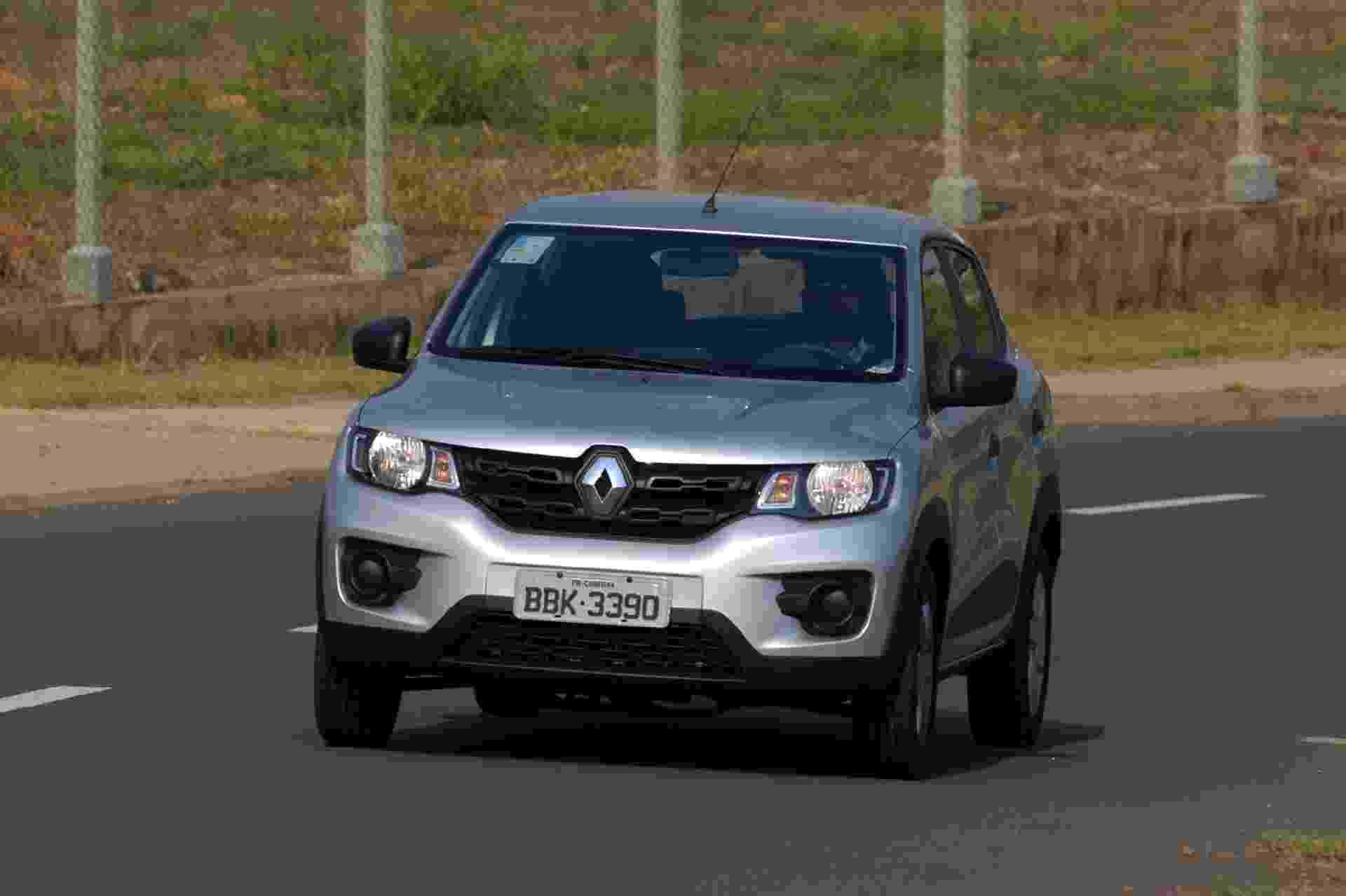 Renault Kwid Zen - Murilo Góes/UOL