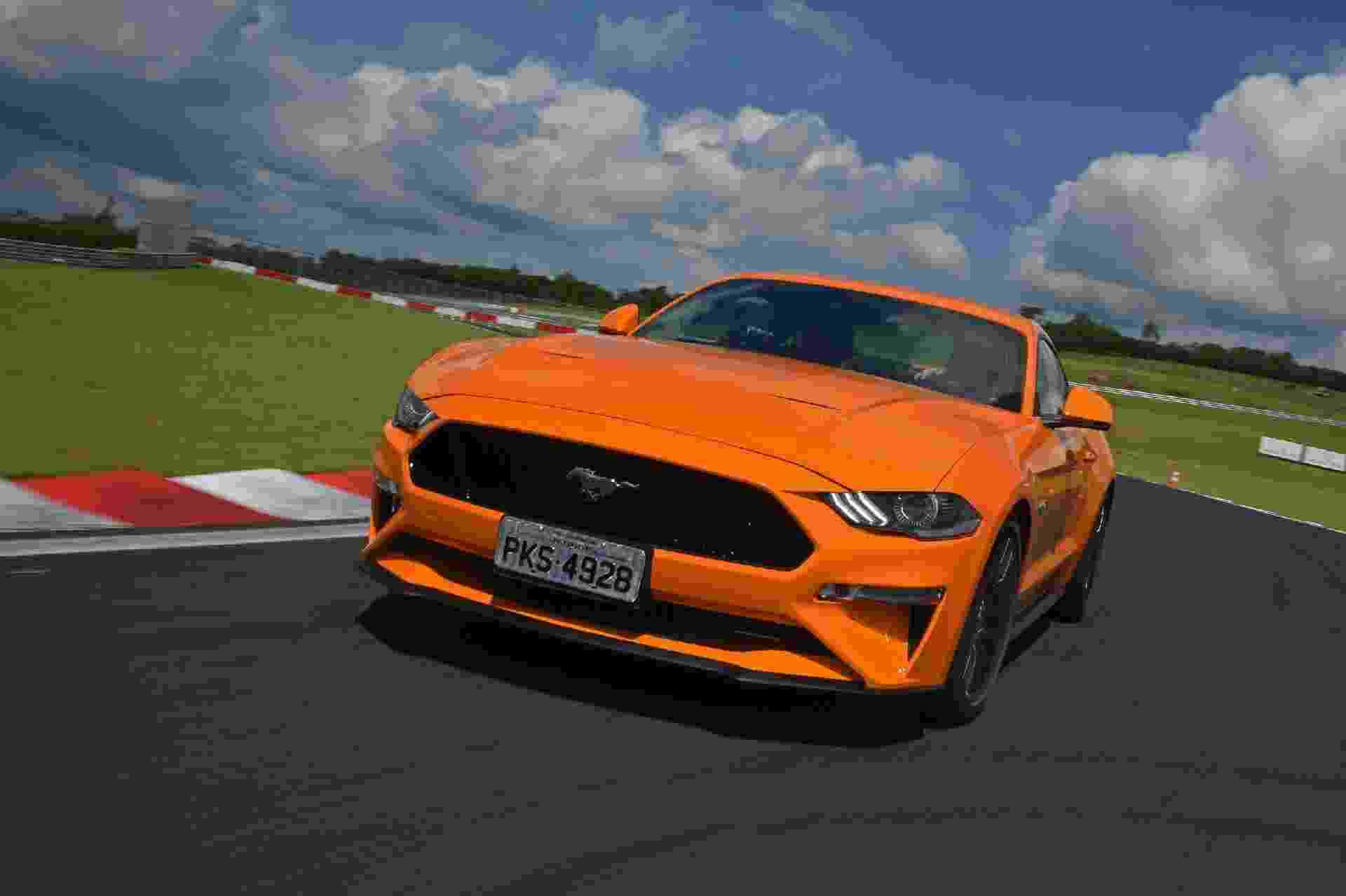 Ford Mustang GT Premium - Murilo Góes/UOL