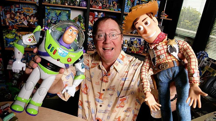 John Lasseter - Reprodução/Pixar