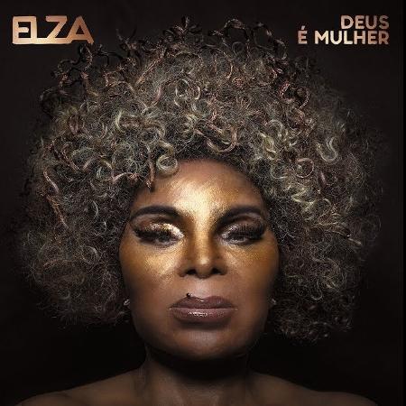 """Elza Soares, """"Deus é Mulher"""" - Divulgação"""