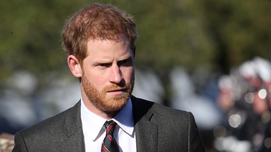 Príncipe Harry, duque de Sussex - Getty Images