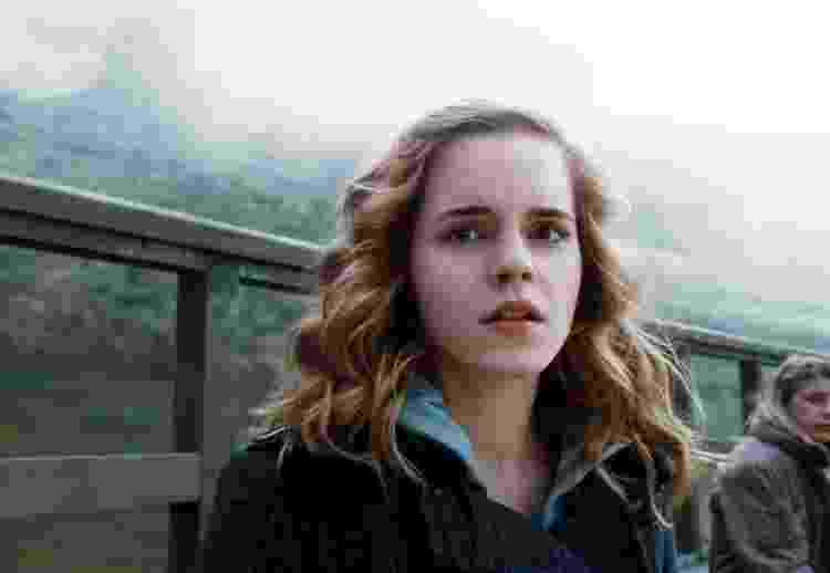 Emma Watson como Hermione em 'Harry Potter e o Enigma do Príncipe' (2009) - Divulgação - Divulgação