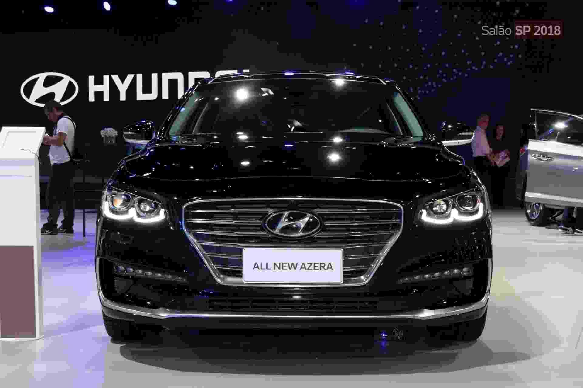 Hyundai Azera - Murilo Góes/UOL