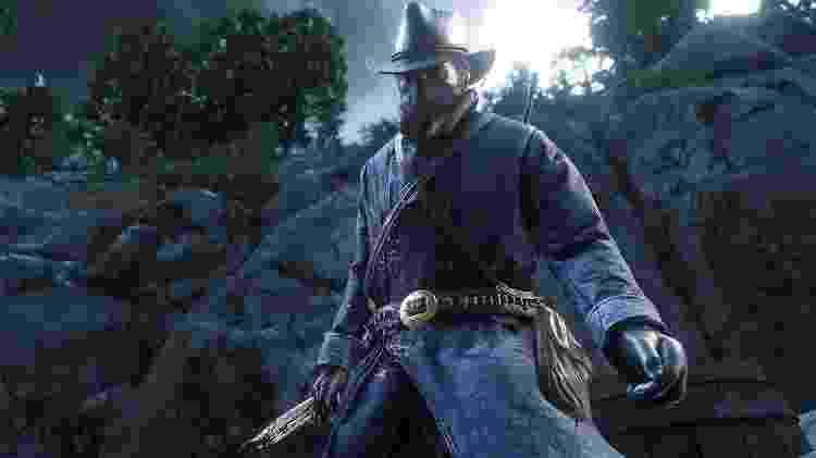 Red Dead Redemption 2 - Divulgação - Divulgação