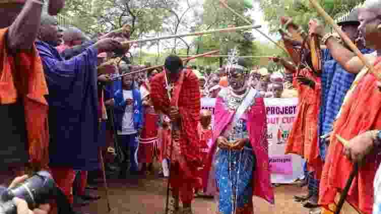 Rito alternativo salva milhares de meninas masais da ablação no Quênia - Amref Health Africa - Amref Health Africa