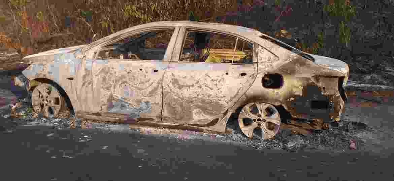 GM suspendeu temporariamente as vendas do Onix Plus e iniciou recall após unidade pegar fogo no Maranhão - Reprodução