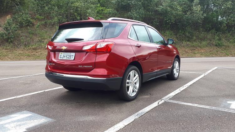 SUV médio é fabricado no México - Vitor Matsubara/UOL