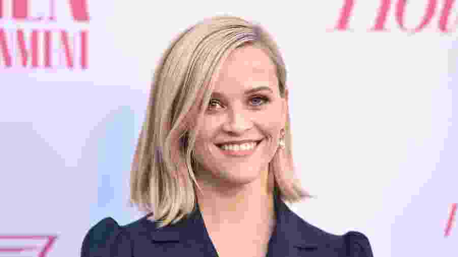 A atriz Reese Witherspoon - Getty Images