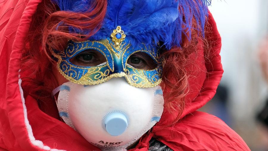 Carnaval de Veneza, na Itália, é adiado por coronavírus - Manuel Silvestri/Reuters