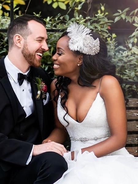Cameron e Lauren, únicas pessoas felizes de Casamento às Cegas - Instagram/Reprodução