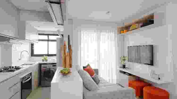 Controlar a luminosidade dentro de casa é um dos truques - Reprodução/Pinterest - Reprodução/Pinterest