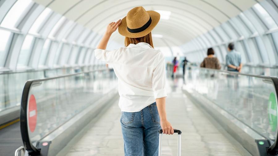 Viagens internacionais: 700 milhões a menos de chegadas de turistas em todo o mundo - Virojt Changyencham/Getty Images