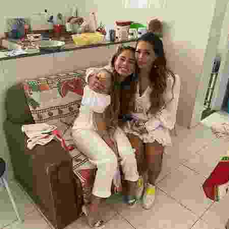 Lexa e Darlin Ferrattry, sua mãe - Reprodução/Instagram