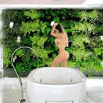 Mayra Cardi fez novo ensaio nua no banheiro de sua mansão - Reprodução/Instagram/@mayracardi