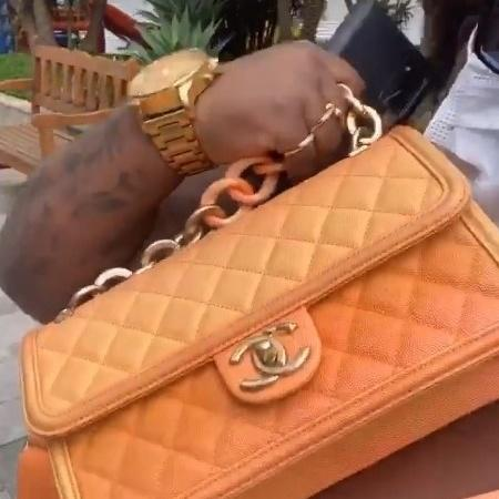 Jojo mostrou sua nova bolsa Chanel aos fãs - Reprodução/Instagram