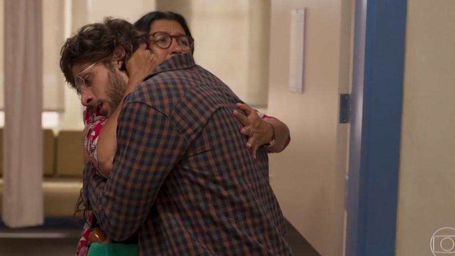 """Atriz comentou sobre sequência de """"Amor de Mãe"""" - Reprodução/TV Globo"""