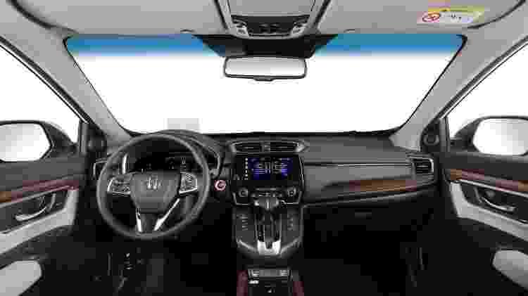 Honda CR-V 2021 - Divulgação - Divulgação