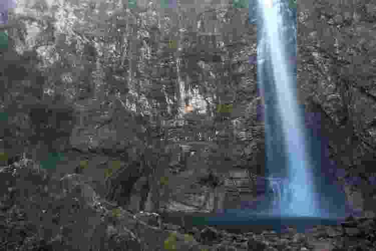 Véu da cachoeira Casca d'Anta - Fellipe Abreu - Fellipe Abreu