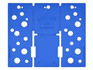 Molde para dobrar camiseta - Divulgação - Divulgação