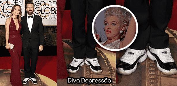 Diva - tênis - Montagem/Diva Depressão - Montagem/Diva Depressão