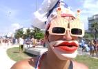 Atração do CarnaUOL, Carrossel de Emoções anima a Barra da Tijuca - Marcos Pinto/UOL/Foto tirada com o LG G4