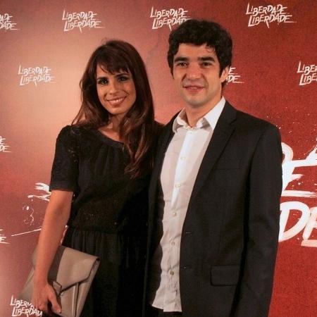 Maria Ribeiro comentou declaração polêmica de Caio Blat - Thyago Andrade e Graça Paes/ Brazil News