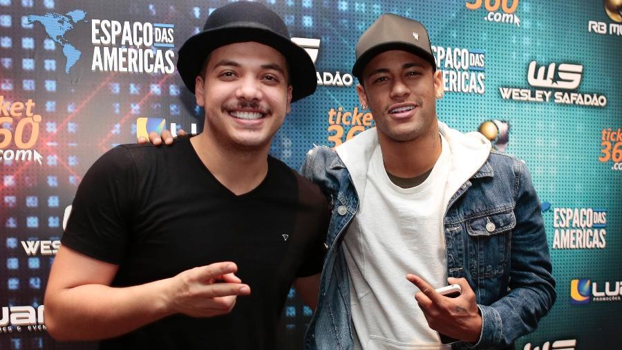 Wesley Safadão fará show na festa de Neymar em Paris  - Rafael Cusato/Brazil News