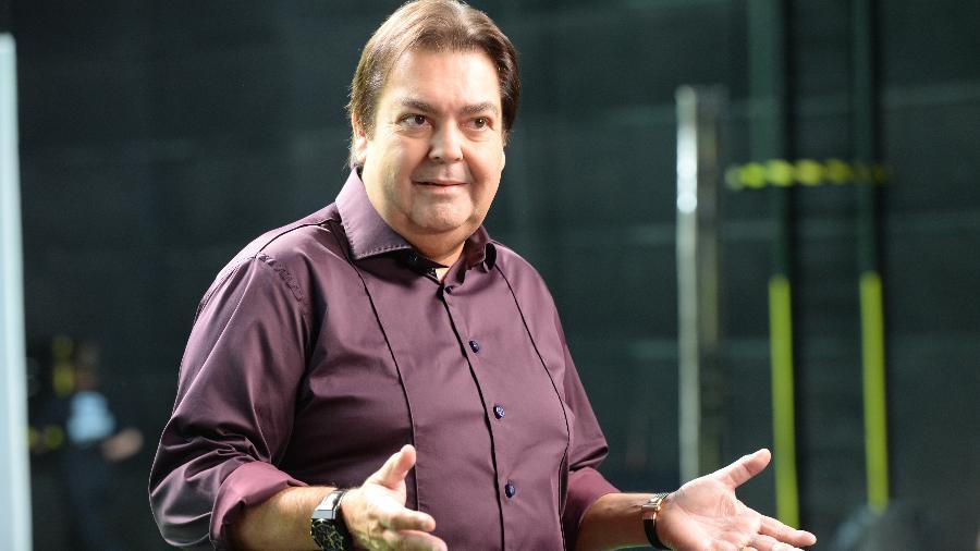Fausto Silva para presidente do Brasil: por que não? - TV Globo/ Zé Paulo Cardeal