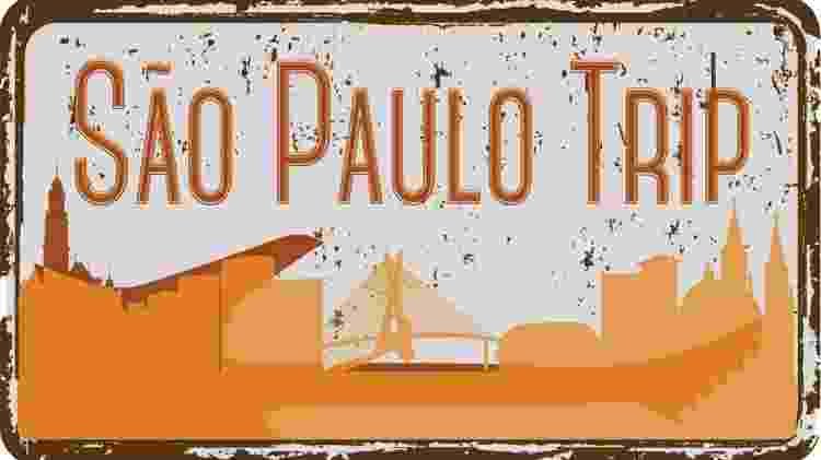 Logo do festival São Paulo Trip - Divulgação - Divulgação