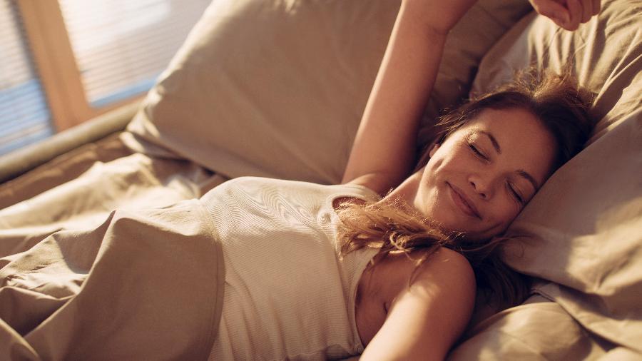 Mudanças de hábito são fundamentais para ter um sono de qualidade - Getty Images