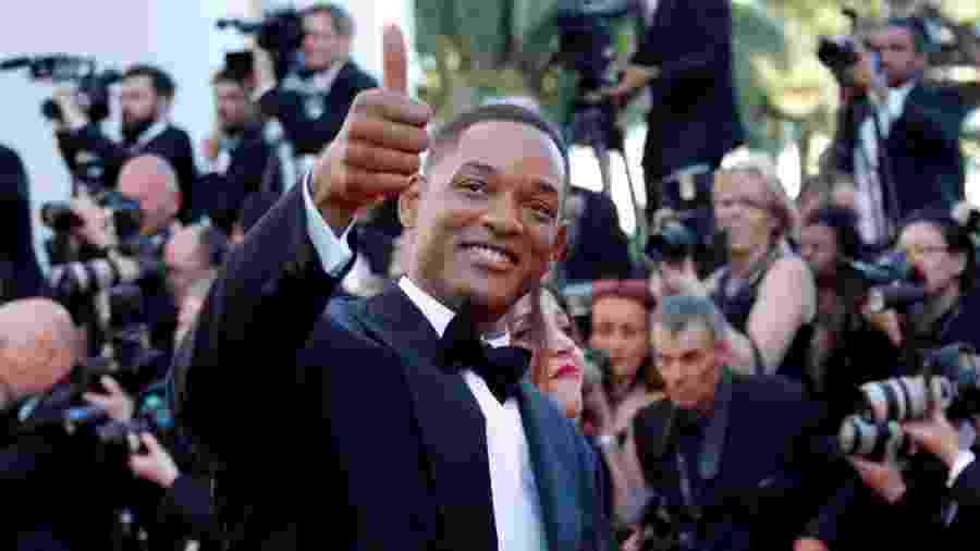 O ator americano Will Smith, jurado em Cannes - Eric Gaillard/Reuters