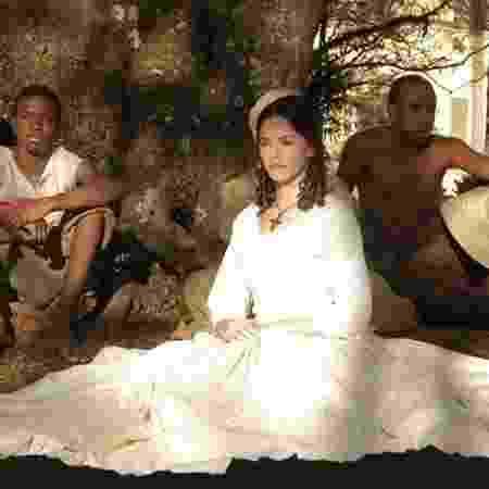 """""""A Escrava Isaura"""" (2004) - Divulgação/Record - Divulgação/Record"""