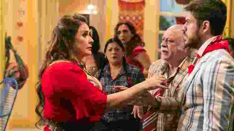 Divulgação/TV Globo/Rafael Campos