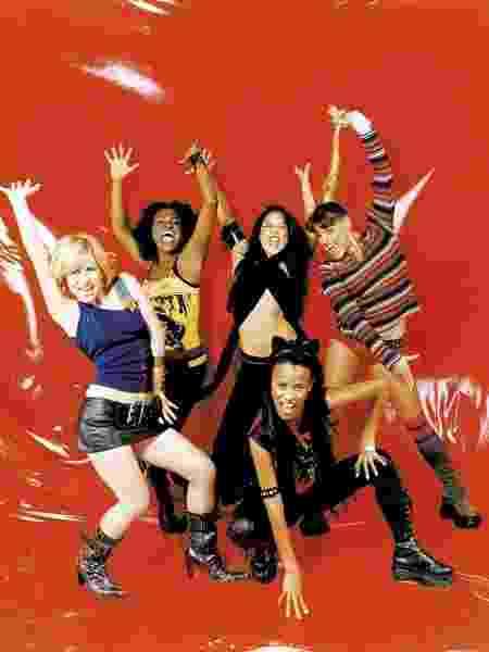 Grupo Rouge, em 2003 - Divulgação - Divulgação