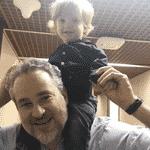 """Ruyzinho vira xodó, faz sucesso com o elenco e com o público de """"A Força do Querer"""" - Reprodução/Instagram/lorenzosouzaoficial"""