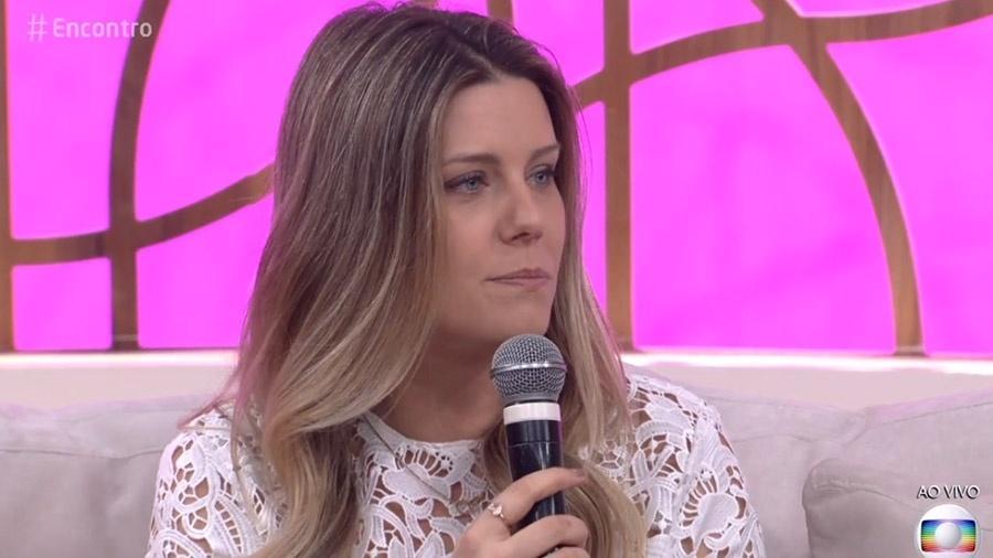Daiana Garbin luta contra o transtorno alimentar há 22 anos - Reprodução/TV Globo