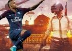 Cinco vezes que Neymar mostrou que é muito fã de videogame (Foto: Montagem/Reprodução)