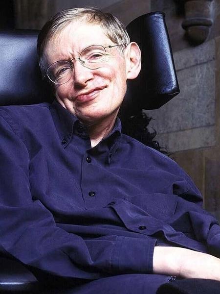 Stephen Hawking - Divulgação