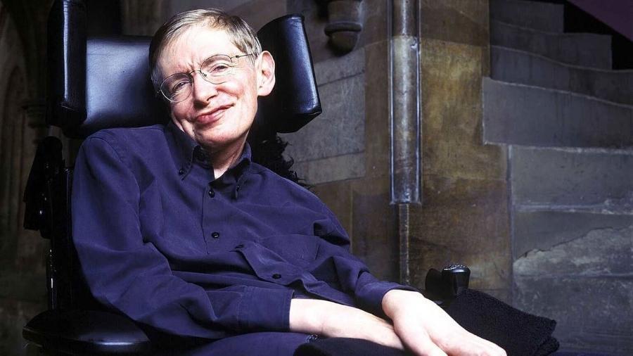Stephen Hawking, que morreu na última quarta-feira - Divulgação