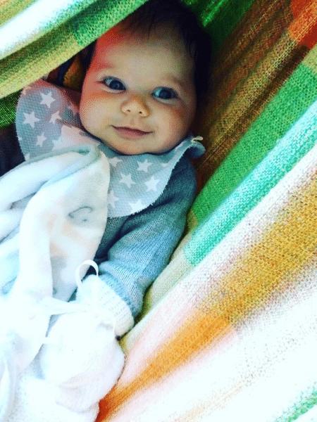 Elis, neta de Caco Ciocler - Reprodução/Instagram